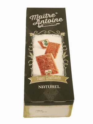 TOAST CROC/GRISINI MAITRE ANTOINE